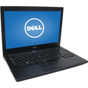"Refurbished Dell 13.3"" E4310 Laptop PC with Intel Core i5-540M Processor, 4GB Memory, 128 Solid State Drive and Windows 10 Pro"