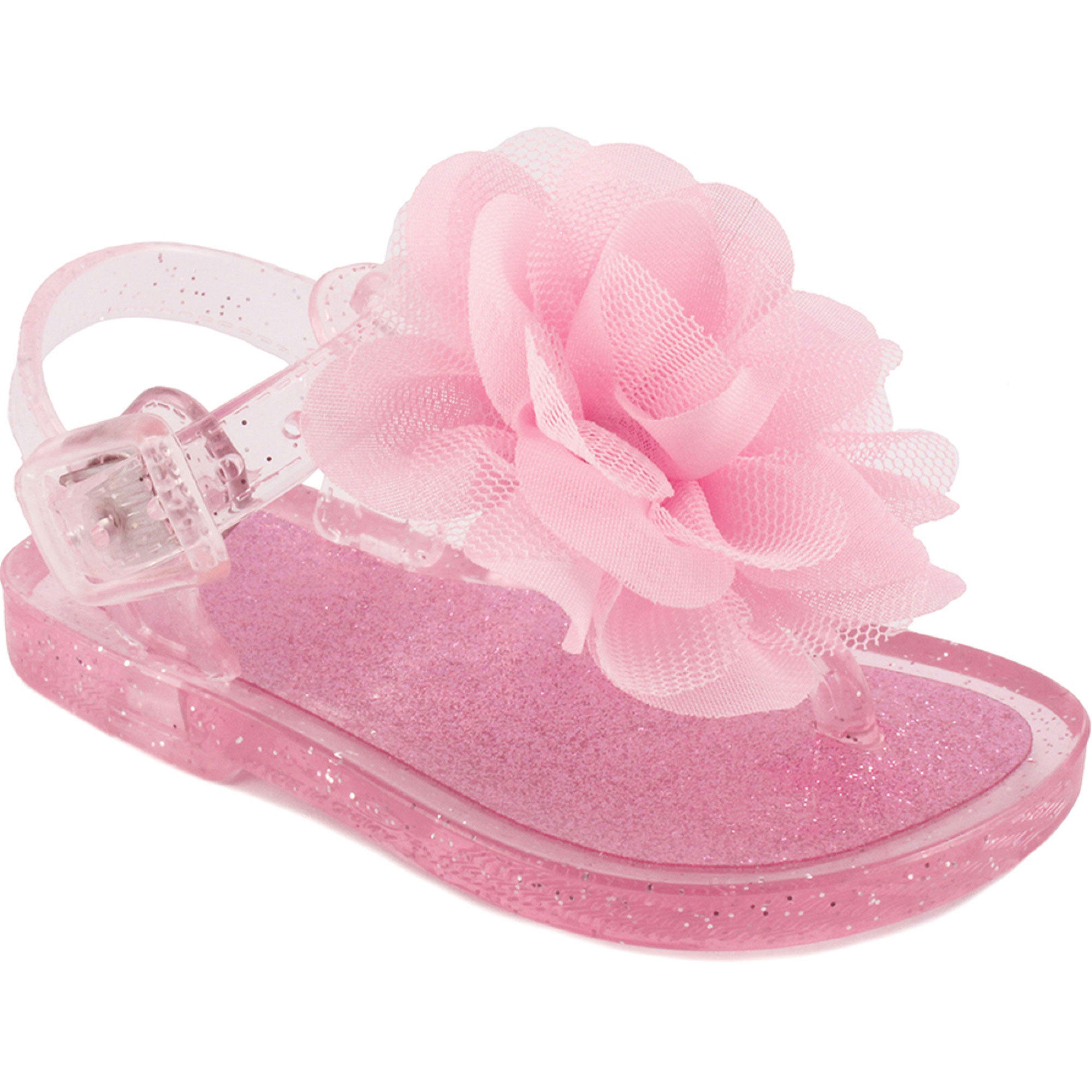 Wee Kids Baby-Girls Sandals Jelly Shoes