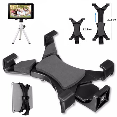 1/4'' Thread Tripod Mount Holder Stand Bracket Adapter For iPad Mini 4 3 2 1, For iPad Air / 2, ForSamsung Galaxy Tab 7~10.1'' Tablet PC - image 8 de 8