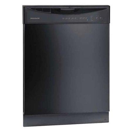 FRIGIDAIRE FFBD2411NB Dishwasher,24InW x 25InD,120V,10A