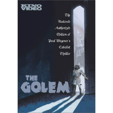 The Golem: How He Came Into the World (DVD)