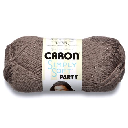Caron Simply Soft Party Yarn, Available in Multiple