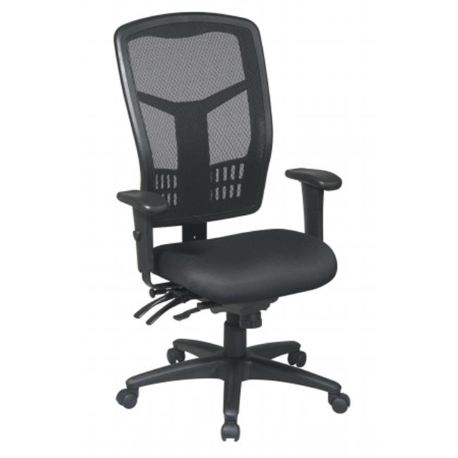 Office Star-Pro-Line II 92892-30 ProGrid High Back Managers Chair