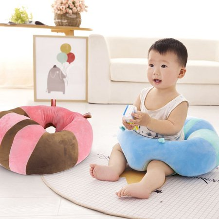 Comfortable Infant Newborn Baby Sofa Support Seat Soft Cotton Chair