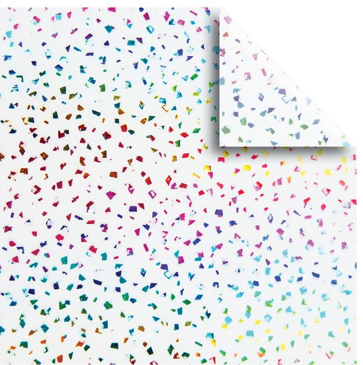 "Jillson & Roberts Reflection Gift Tissue 20"" x 30"", Rainbow (200 Sheets)"