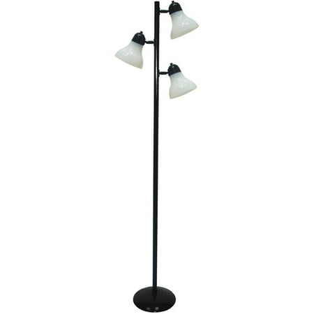 Mainstays 64 track tree floor lamp black walmart mainstays 64 track tree floor lamp black aloadofball