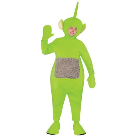 Teletubbies Dipsy Adult Costume - Cheap Teletubbies Costumes For Adults