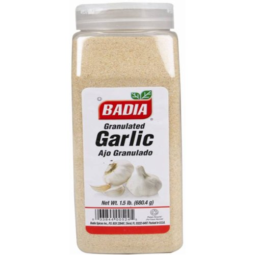 Badia Granulated Garlic, 1.5 lb