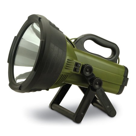 Candlepower Corded Spotlight - Cyclops Colossus 18 Million Candlepower 12V Handheld Hologen Spotlight | C18MIL
