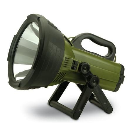 Cyclops Colossus 18 Million Candlepower 12V Handheld Hologen Spotlight | (Handheld Green Laser)
