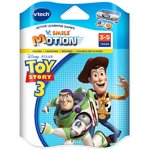 VTech V.Smile Motion: Toy Story 3