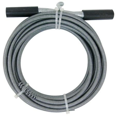 Cobra Plumbing 30500 Spring Steel Wire Drain Pipe Auger
