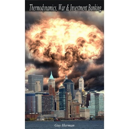 Thermodynamics, War & Investment Banking - eBook
