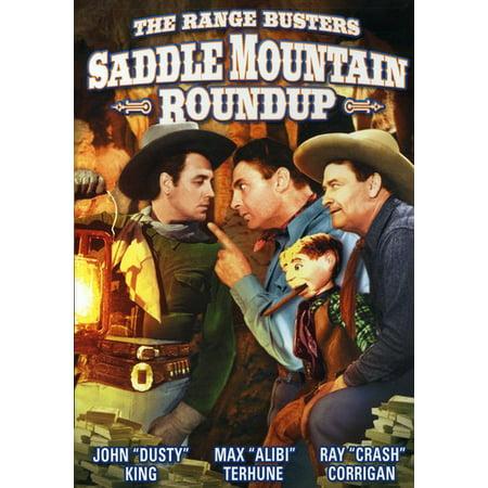 Saddle Mountain Roundup (DVD)