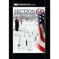 MOD-SECTION 60-ARLINGTON NAT CEMETARY (2008/DVD) NON-RETURNABLE (DVD)