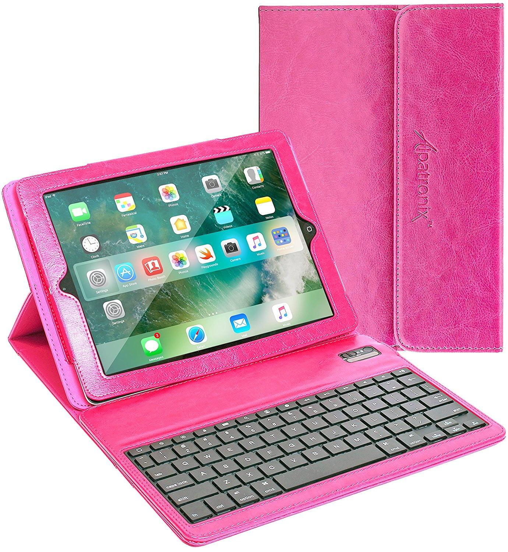 c0e8e65c760 Alpatronix KX100 iPad 2 / 3 / 4 Wireless Bluetooth Keyboard Case Folio  Cover - Walmart.com