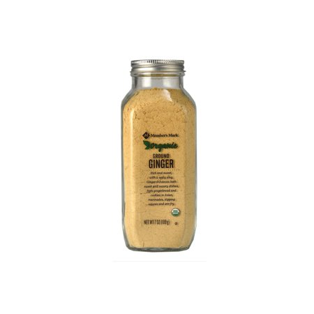 Daily Chef Organic Ground Ginger (7 5 oz )