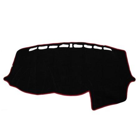 Car Dash Sun Cover Dashboard Dashmat Mat Carpet Pad for  Focus 2012-2016 Caramel Dash Cover Mat