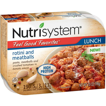 A new meal delivery plan from NutriSystem catering to the needs of a diabetic diet.