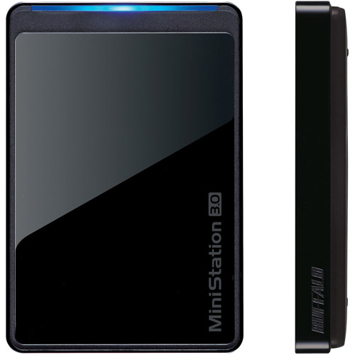 MiniStation Stealth Portable HD-PCT500U3/B Hard Drive