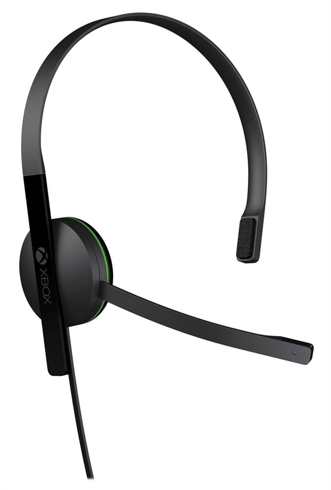 Xbox One Wired Chat Headset by Capitol Sales Company