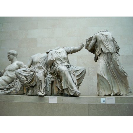 LAMINATED POSTER London Ancient Greece The British Museum Poster Print 24 x 36 Ancient Greece Museum