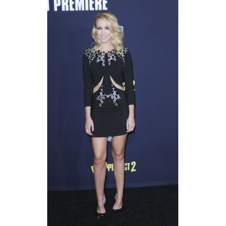 Anna Camp At Arrivals For Pitch Perfect 2 Premiere Nokia Theatre LA Live New York Ny May 8 2015 Photo By Elizabeth GoodenoughEverett Collection Celebrity