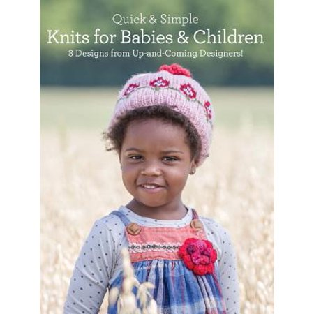 Quick & Simple Knits for Babies and Children - eBook - Simple Toddler Halloween Crafts
