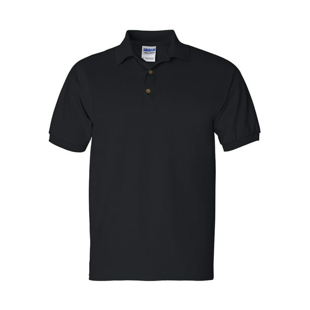 Polo Shirts for Men Gildan Ultra Cotton Jersey Sport Shirt 2800 S M L XL 2XL Button Down T Shirts for Mens Polo Shirts with Colors Business Casual ...
