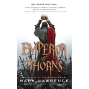 Emperor of Thorns - eBook