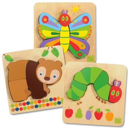 Caterpillar Puzzle (The Very Hungry Caterpillar Puzzle Set (Set of 3))
