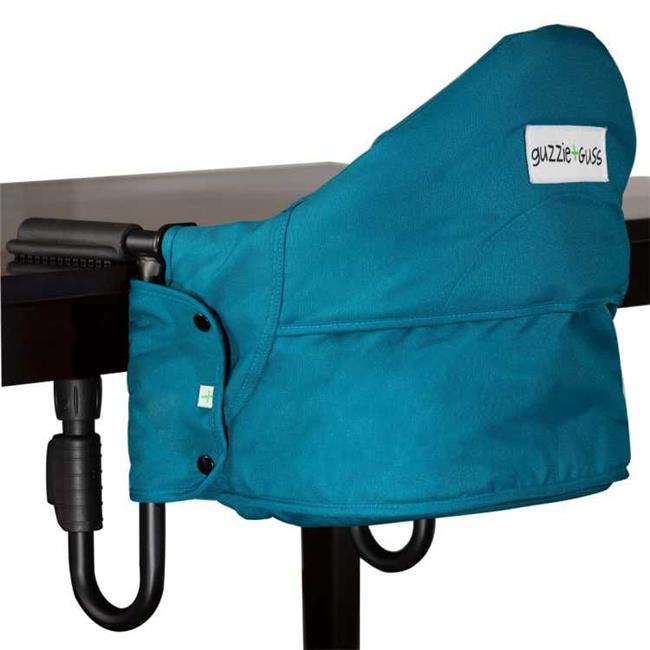 Perch Hanging High-Chair - Aqua