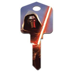 Schlage  STAR WARS - The Force Awakens - StormTrooper Key Blank