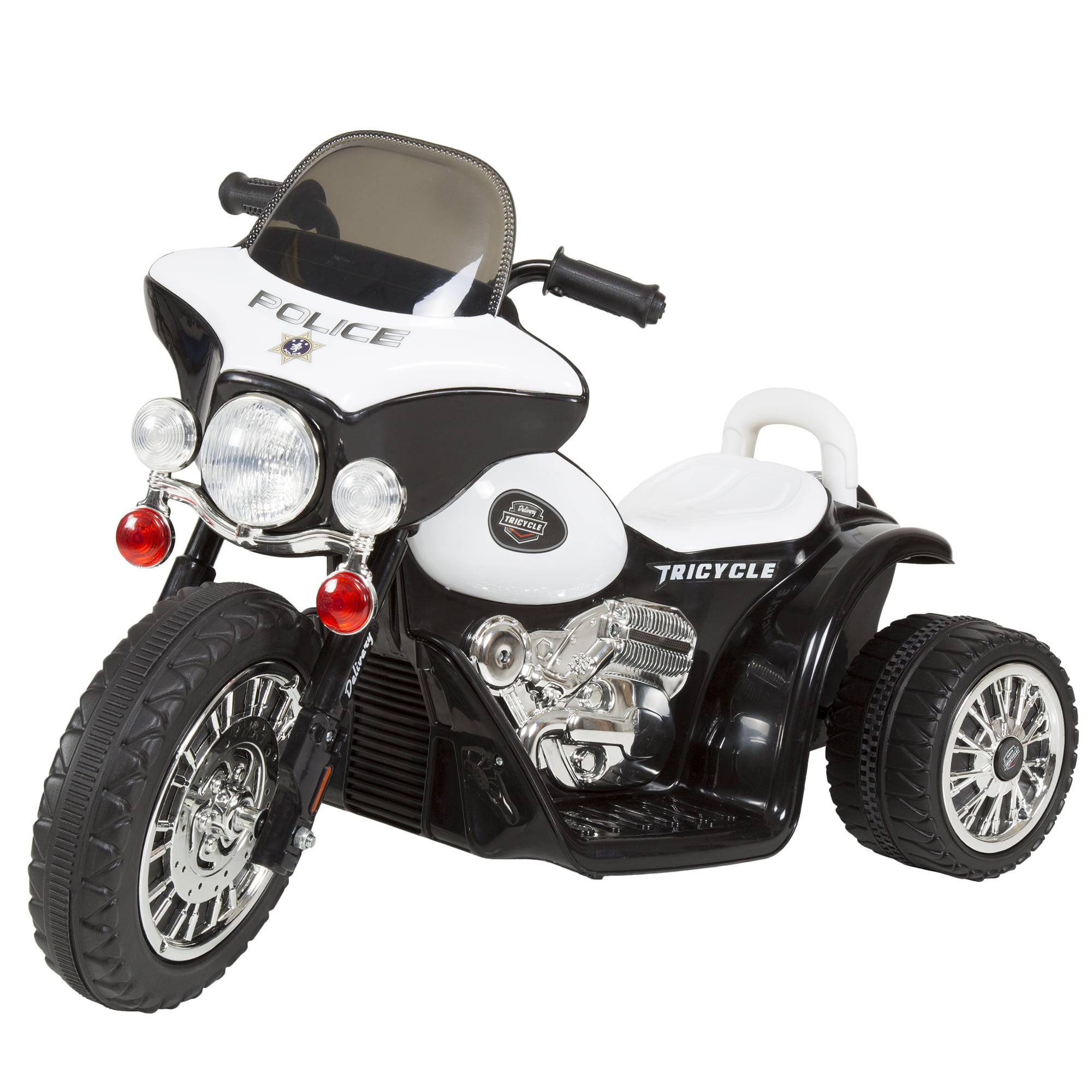 3 Wheel Mini Motorcycle Trike For Kids Battery Powered