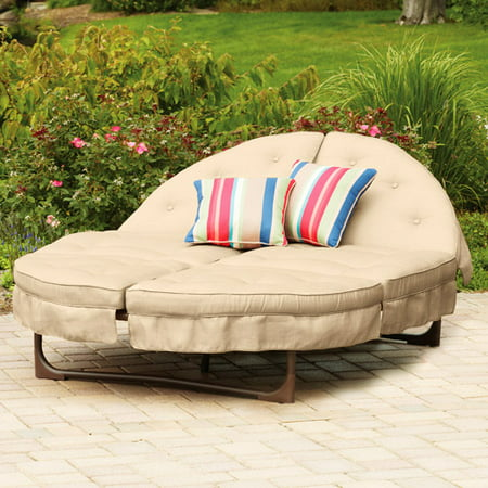 Mainstays crossman orbit lounge for Better homes and gardens hillcrest outdoor chaise lounge