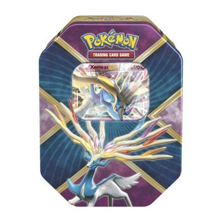 Pokemon TCG - Shiny Kalos Tin - Xerneas-EX