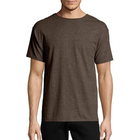 Hanes Big & tall men's ecosmart soft jersey fabric short sleeve -