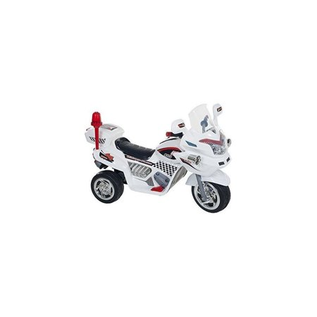 Lil Rider Police Connection Bike Trike Ride On Supersize White By Trademark