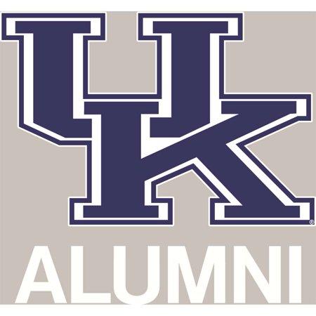 Kentucky Wildcats Transfer Decal - Alumni (Alumni Decal)