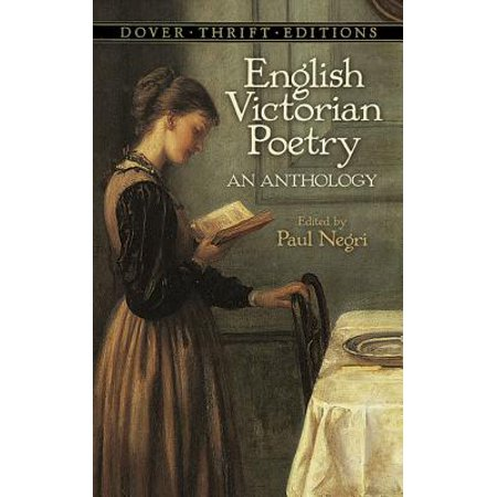 English Victorian Poetry : An Anthology (Victorian Pastry)