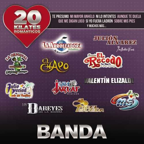 20 Kilates Romanticos Banda
