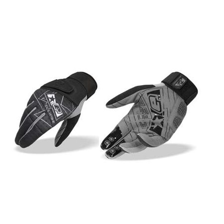 2014 Planet Eclipse GEN3 Full Finger Distortion Paintball Gloves - Black - XXL