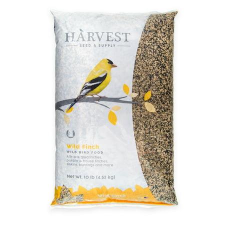 Image of Harvest Seed & Supply Wild Finch Wild Bird Food, 10 Lb.