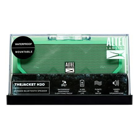 Altec Lansing IMW457-MT Jacket H2O Bluetooth Wireless Speaker,