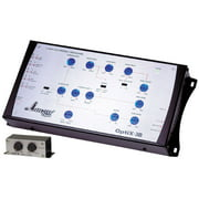 LANZAR OPTIX3B - Optidrive 3 Way Electronic Crossover Network w/Remote Bass Boost Level Control