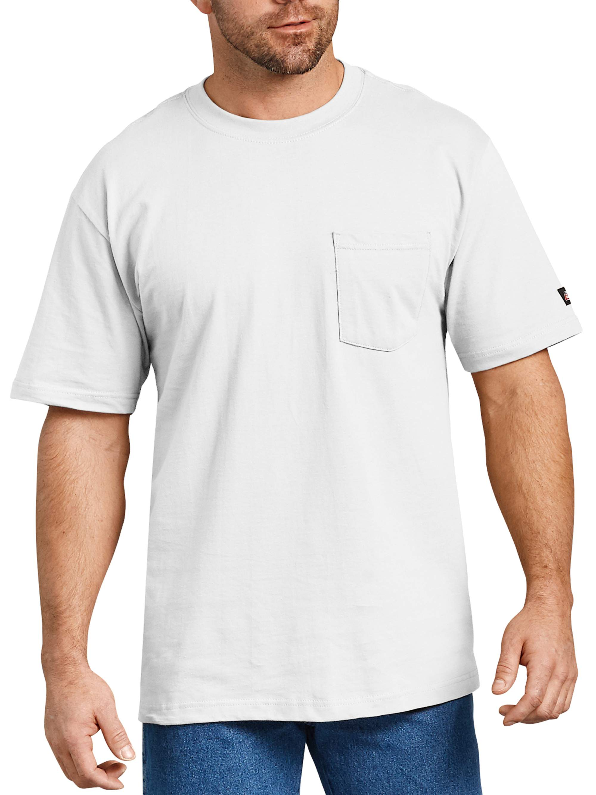 Men's Performance Short Sleeve Pocket Tee