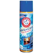 ARM & HAMMER Fabric & Carpet Clean Fresh Scent Foam Deodorizer, 15 oz