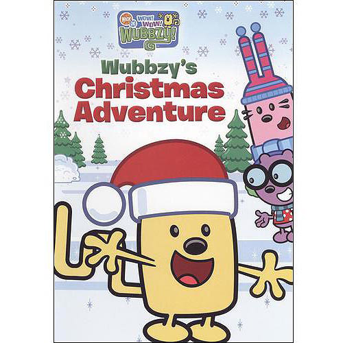 Wow! Wow! Wubbzy!: Christmas Adventure (Full Frame)