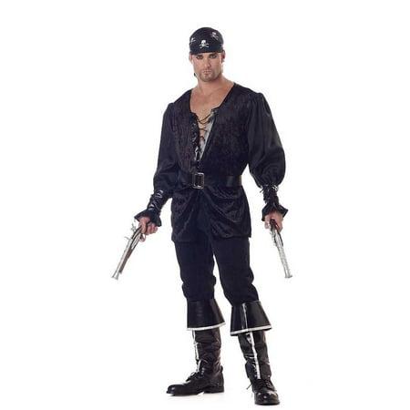 Adult Blackheart The Pirate Costume California Costumes 1542