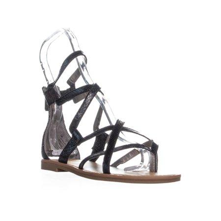1dee033d71e Sam Edelman - Womens Circus by Sam Edelman Bevin Flat Sandal Gladiator  Sandals